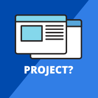 PROJECT Meaning in Hindi